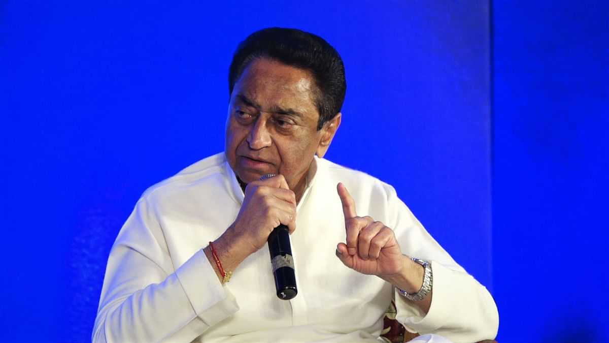 Kamal Nath's 'Item' Jibe: EC Issues Notice, Seeks Reply in 48 Hrs