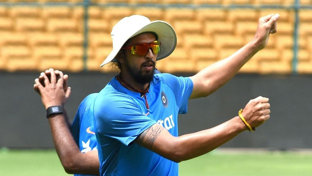 Ishant Sharma Recovery on Track, Dravid, Joshi Observe Sessions