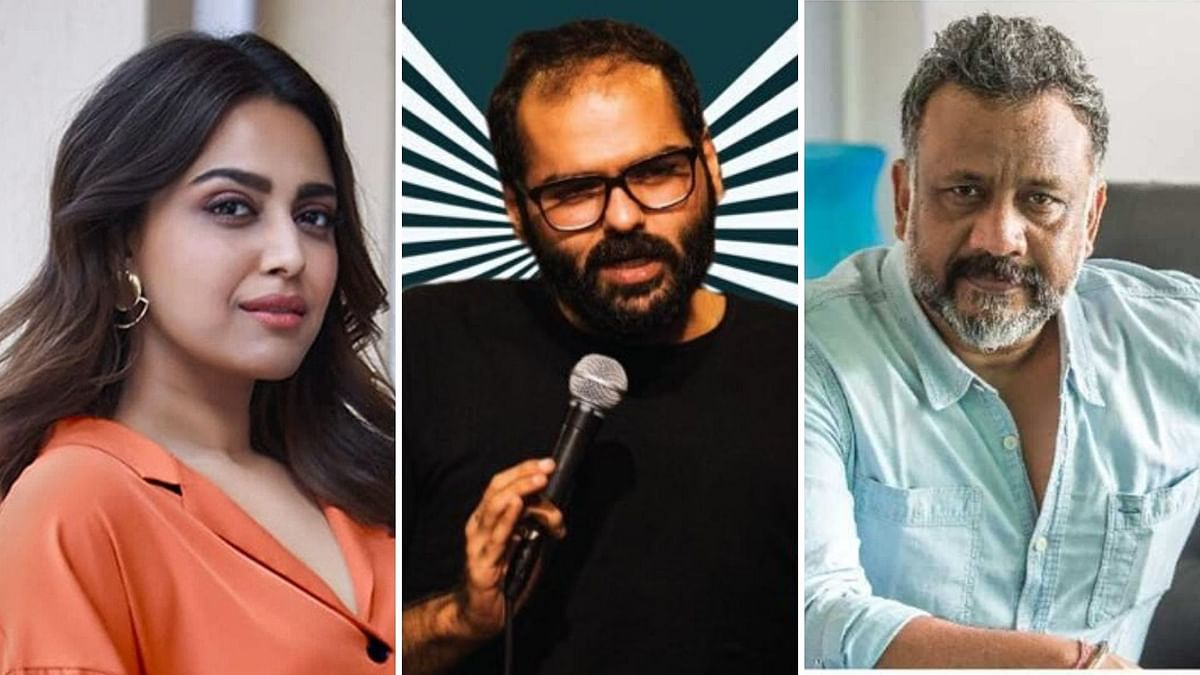 Bollywood reacts to Kunal Kamra's confrontation with Arnab Goswami.