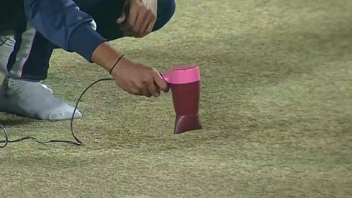 The first T20I between India and Sri Lanka in Guwahati was eventually called off.