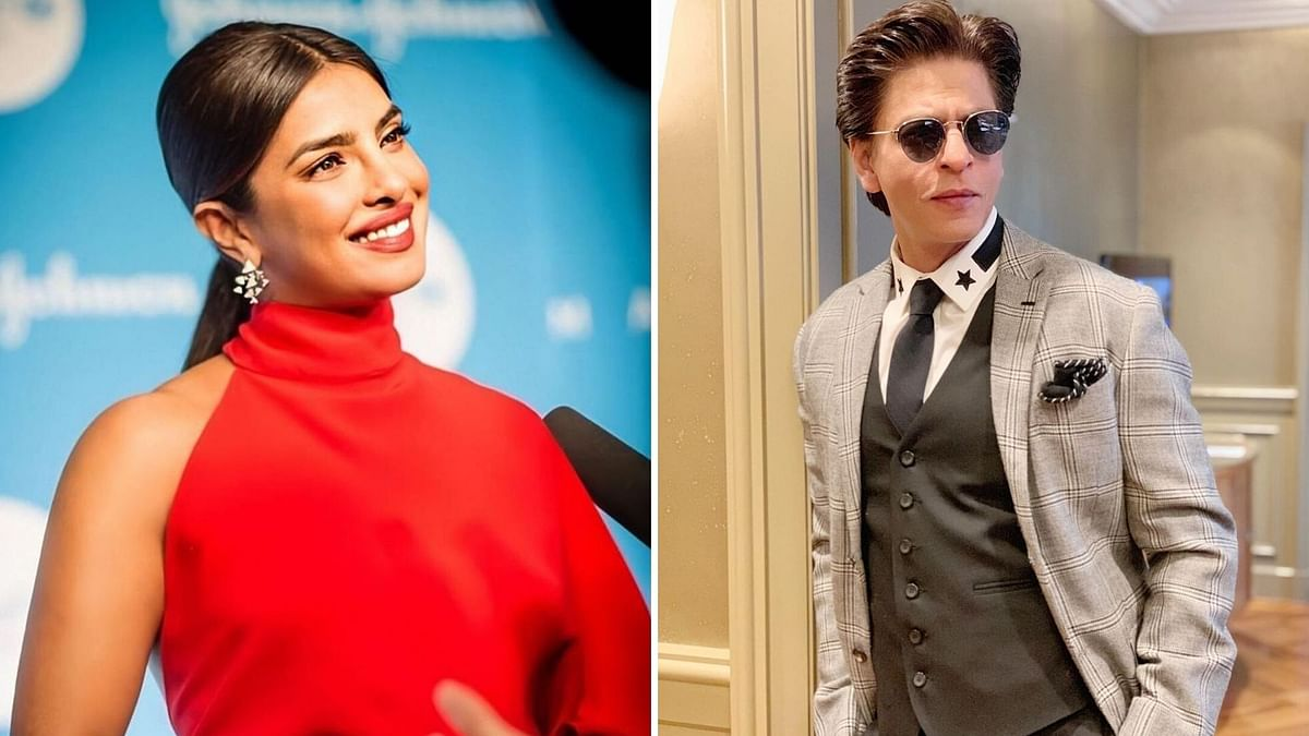 SRK, Priyanka, Beckham Are Part of WHO's 'Together at Home' Event