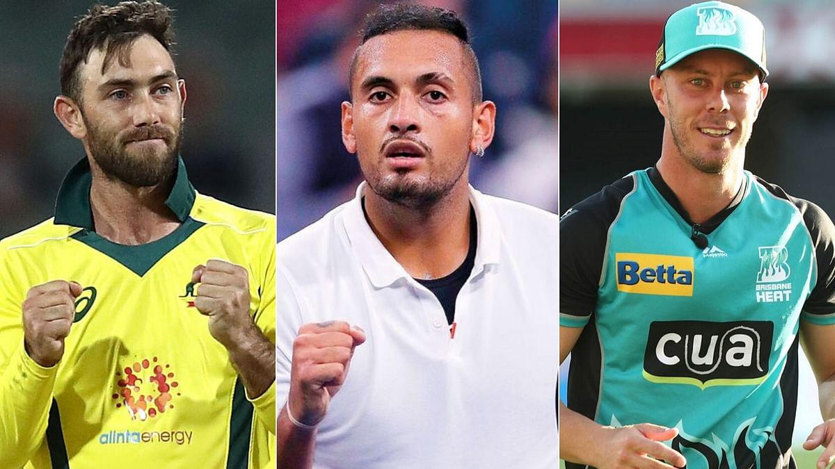 Cricket and Tennis Stars Get Behind Australia Bushfire Relief