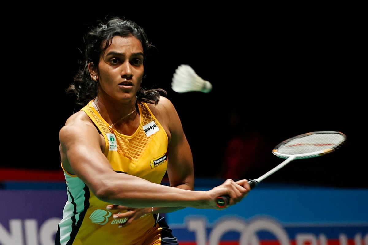 File Image: PV Sindhu will make a return to competitive action in January 2021