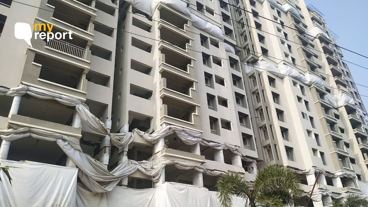 Prep Underway to Demolish Maradu Apartments, Neighbours Nervous