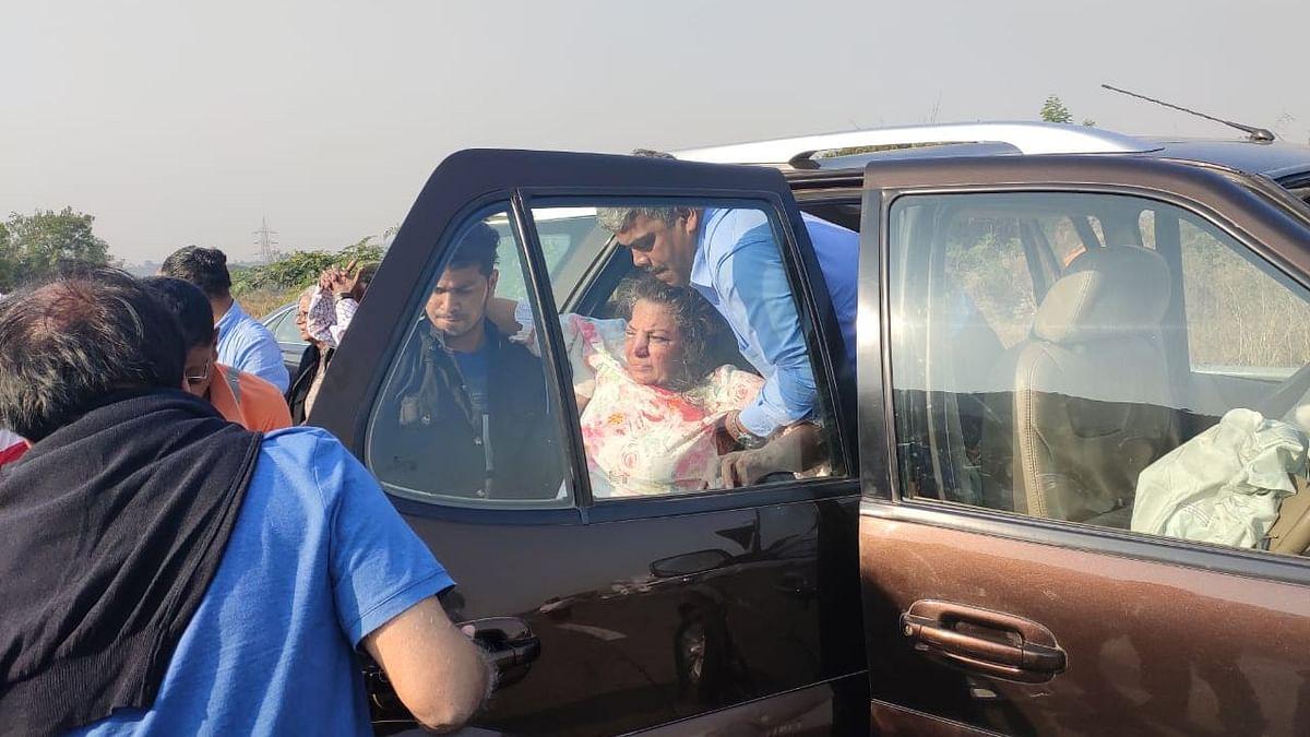 Shabana Azmi Is Stable & Under Observation: Hospital