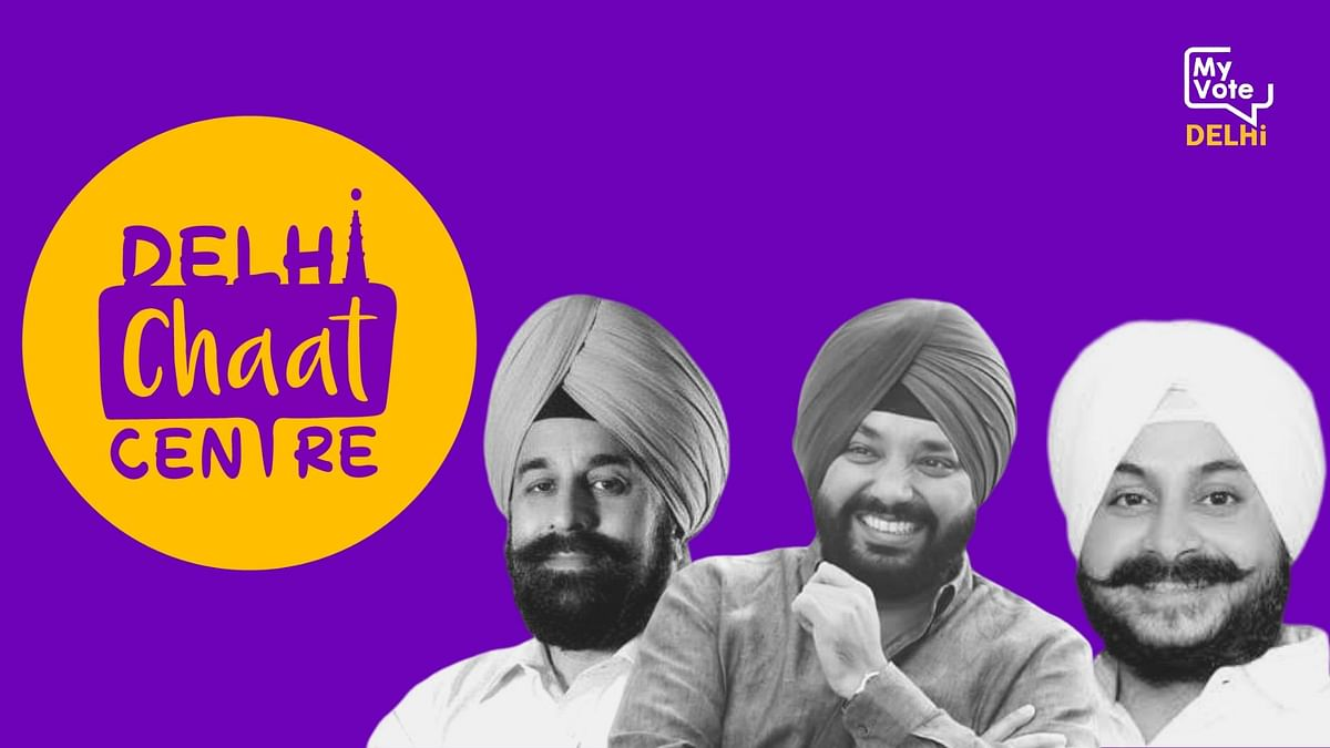 Delhi Chaat Centre | Who are the Sikh Voting for in Delhi Polls?