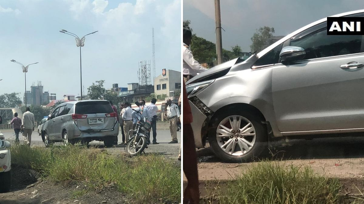 Maha CM's Relative Killed, Three Others Injured in Car Accident