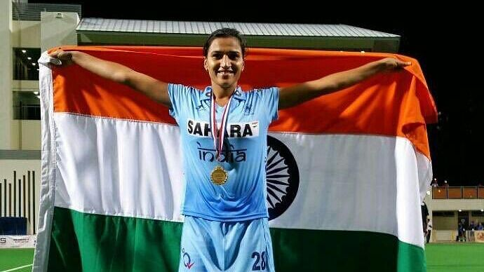 Last year, India won the FIH Series Finals, and Rani Rampal was named player of the tournament.