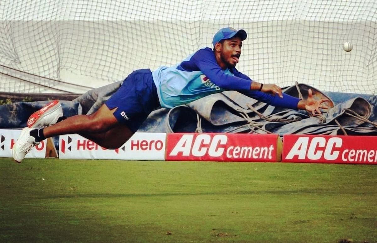 Sanju Samson has been included in the squads against Bangladesh, West Indies and Sri Lanka but is yet to get a game.