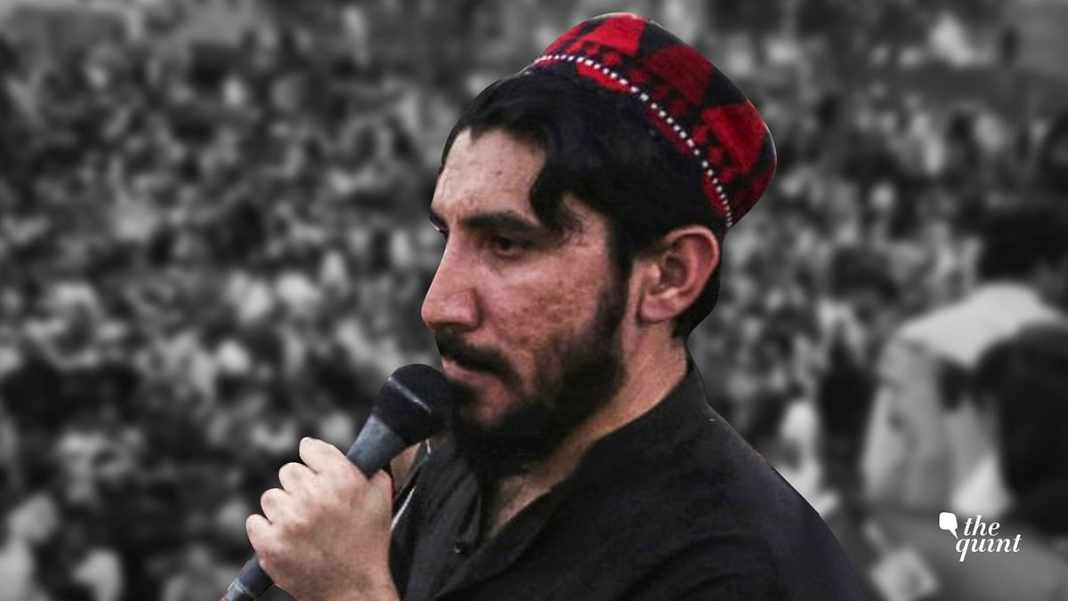 Manzoor Pashteen, the charismatic leader of the Pashtun Tahafuz Movement, has been arrested without actual legal charges. Image used for representation.