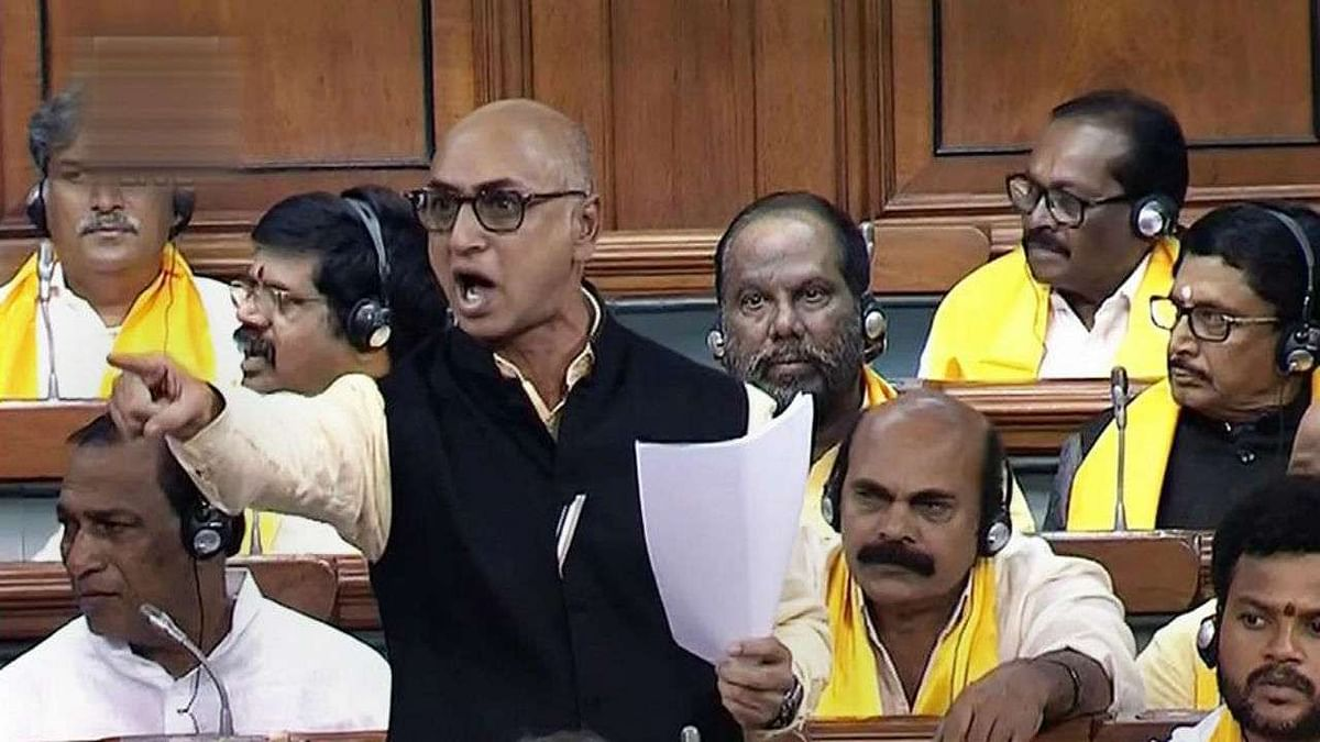 TDP's Galla, Jailed for Protesting Andhra Capital Plan, Gets Bail
