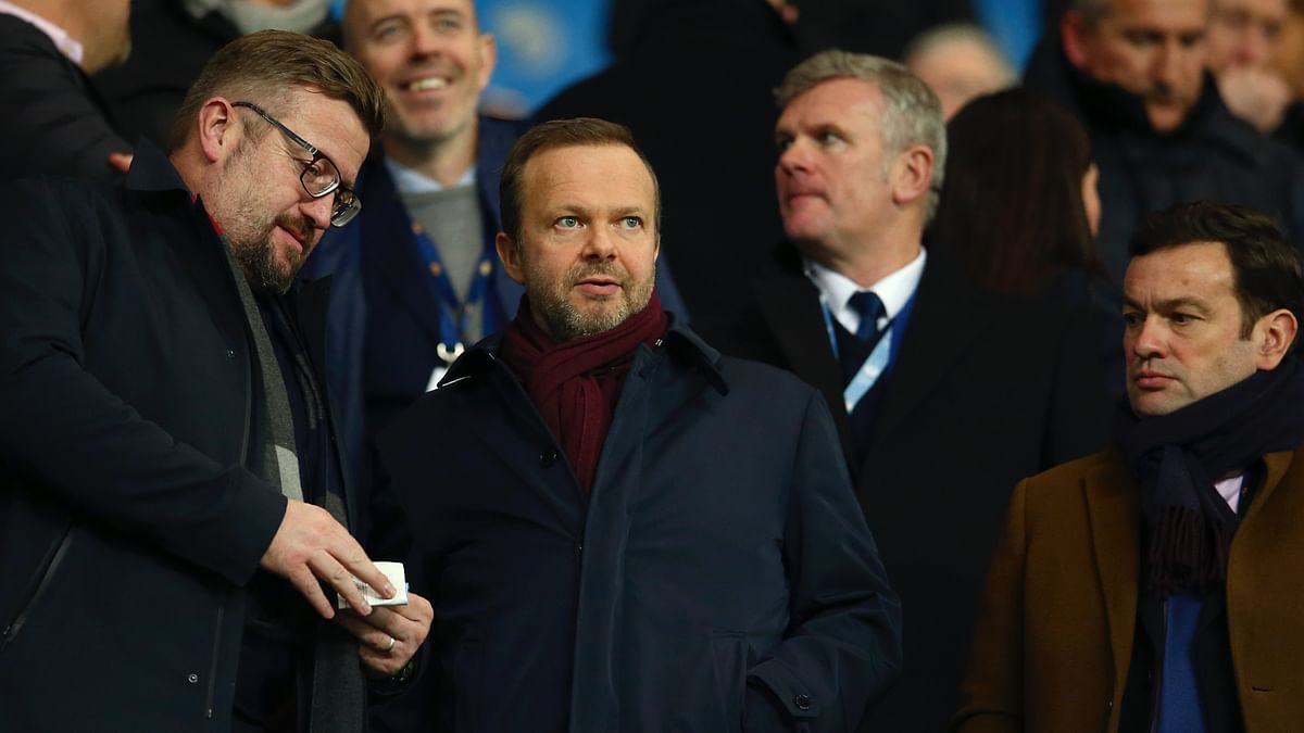 Manchester United React After Attack on VC Ed Woodward's House