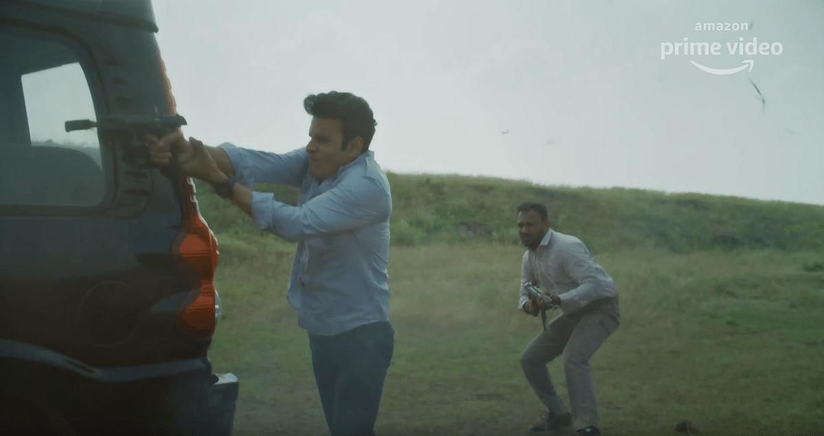 Manoj Bajpayee in <i>The Family Man 2.&nbsp;</i>