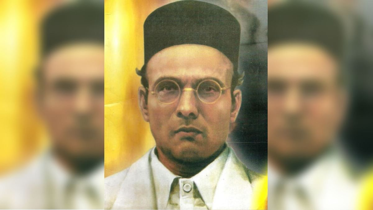 MP Principal Suspended Over Notebooks With Savarkar's Picture