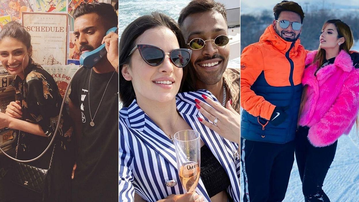 Hardik Pandya Kl Rahul And Rishabh Pant Relationship Announcements On Instagram