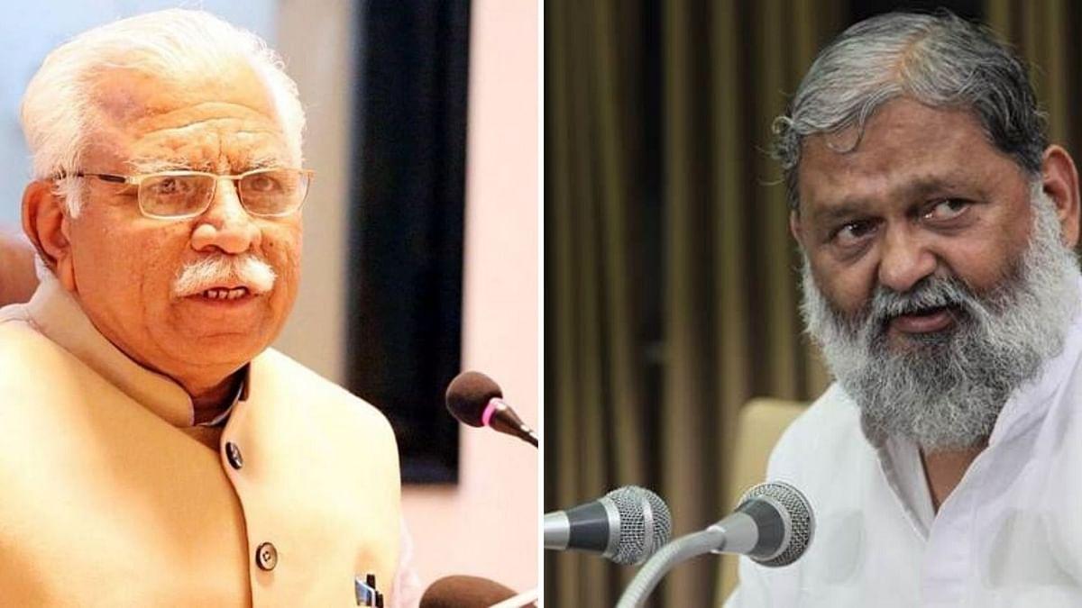 Haryana Tug of War: Vij Ceases to Hold CID, CM Khattar to Control