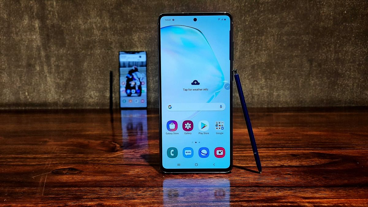 The Note 10 Lite Is A Sign That Samsung is No More About Flagships