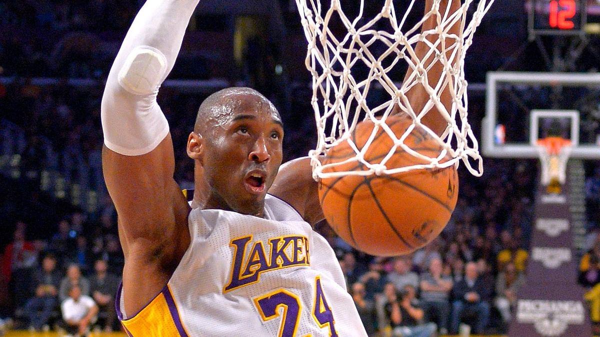 Kobe's Relentless Spirit Made Him the NBA Legend & 'Black Mamba'