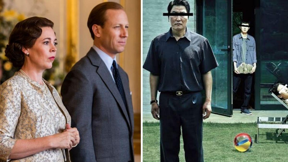 Screen Actors Guild Awards: 'The Crown', 'Parasite' Bag Top Awards