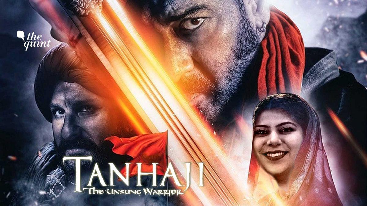 Stutee Ghosh reviews Ajay Devgn's Tanhaji.