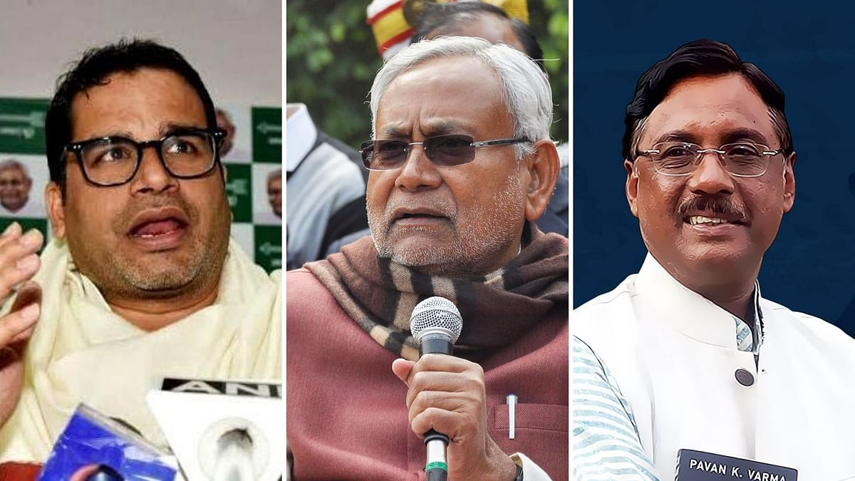 After Spat With Nitish, JD(U) Expels Prashant Kishor, Pavan Varma
