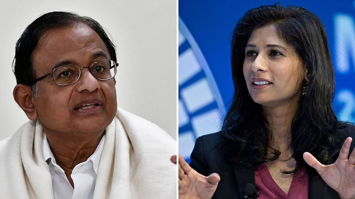 'Prepare for Attack By Govt on IMF & Gita Gopinath': Chidambaram