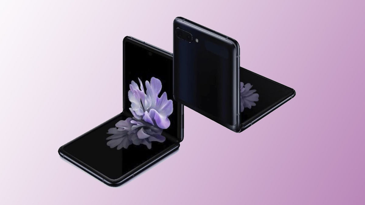 The phone is expected to be priced cheaper than the Galaxy Fold.