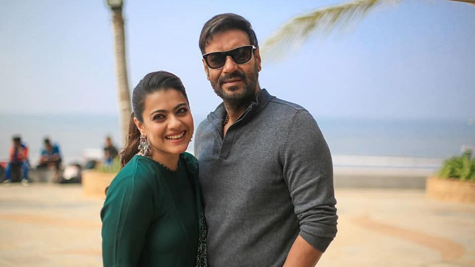 Ajay Devgn Hasn't Stepped Into the Kitchen Yet Reveals Kajol