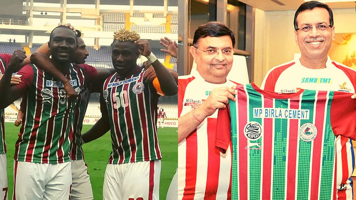Mohun Bagan Merges With ATK; To Play as One Team in Next ISL