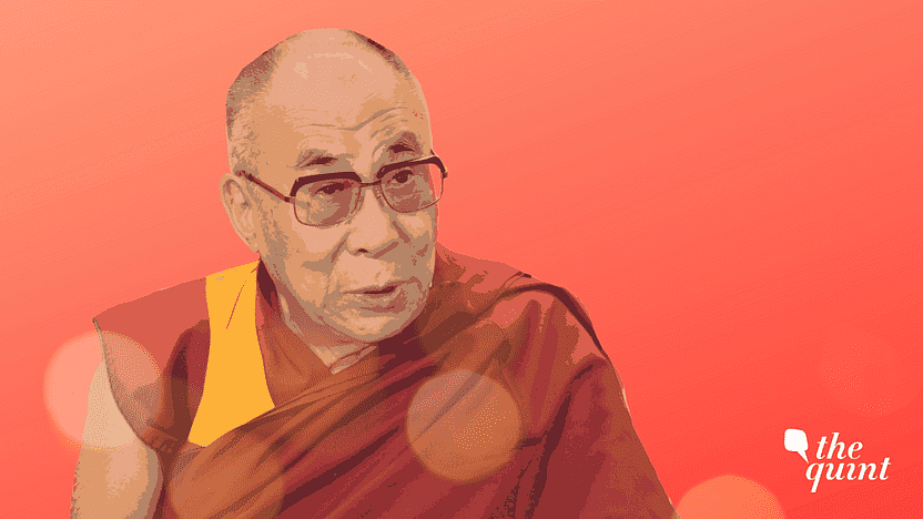 File photo of the 14th Dalai Lama