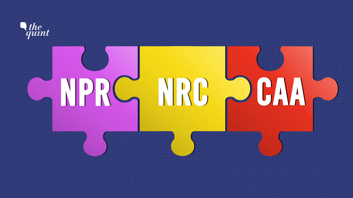 The recently passed CAA, the proposed NRC and the NPR have raised many questions and concerns.