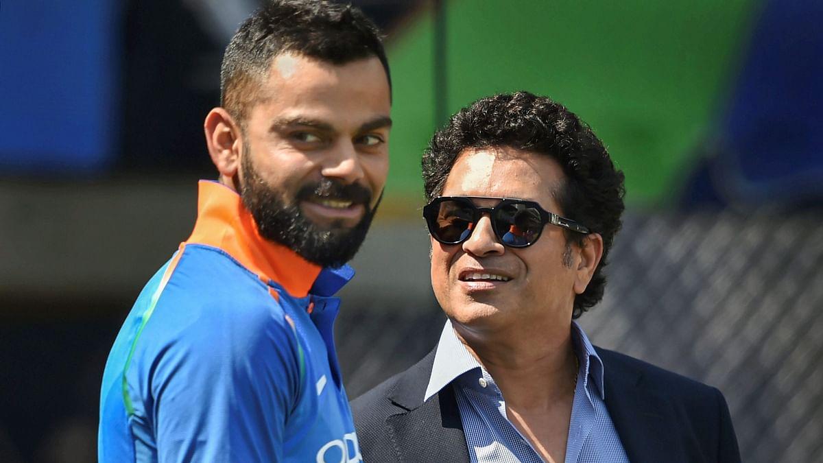 Virat Kohli 133 Runs From Breaking Another Tendulkar ODI Record