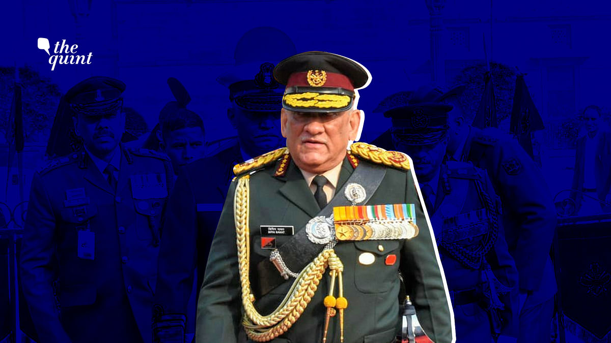Ex-Servicemen Slam CDS Rawat's 3 May IAF Flypast Announcement