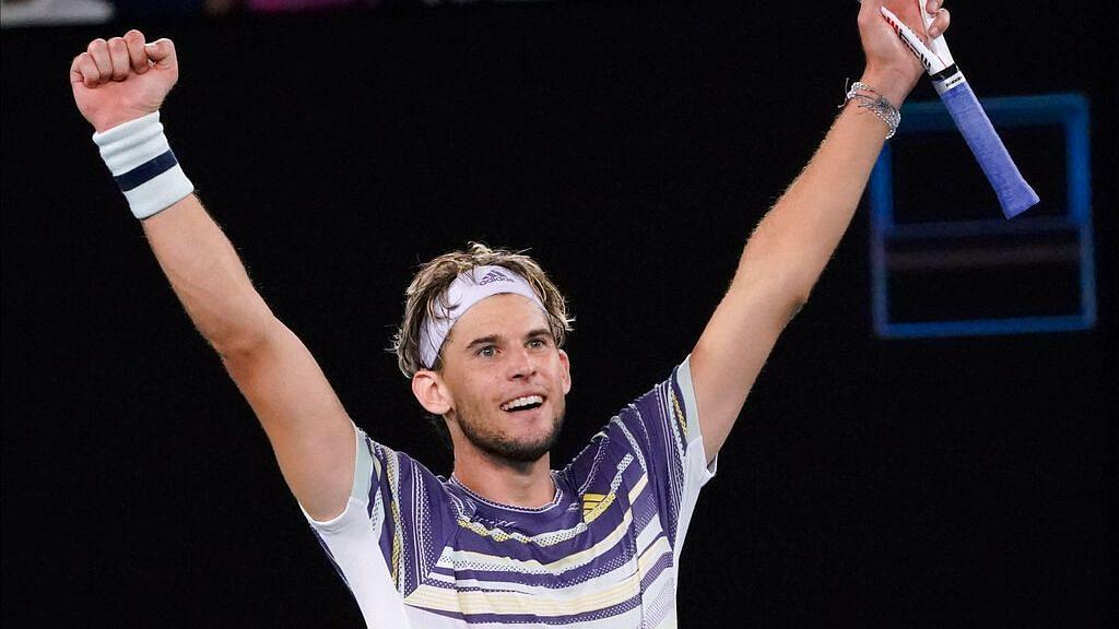 Thiem Outlasts Zverev to Make Australian Open Final