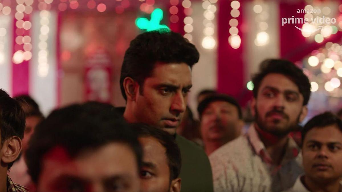 Abhishek Bachchan in <i>Breathe 2.&nbsp;</i>