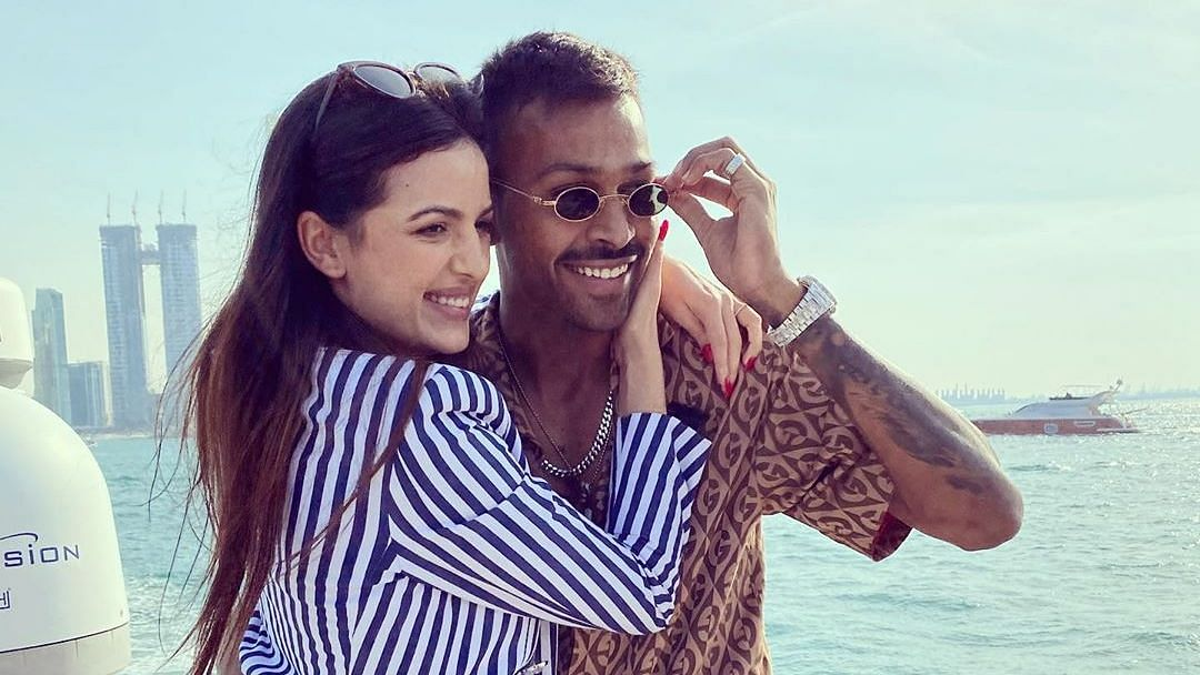Hardik Pandya's father says even his parents didn't know he was planning to propose to Natasa Stankovic.
