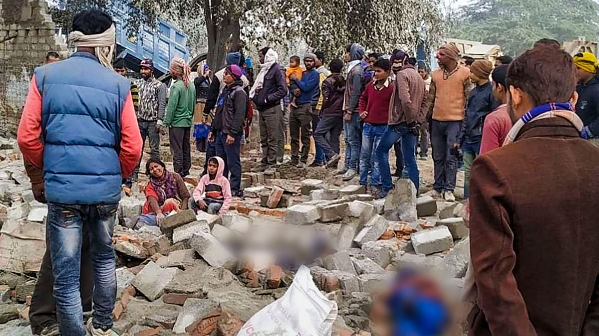 6 Killed as Under-Construction Wall Collapses in UP's Jhansi