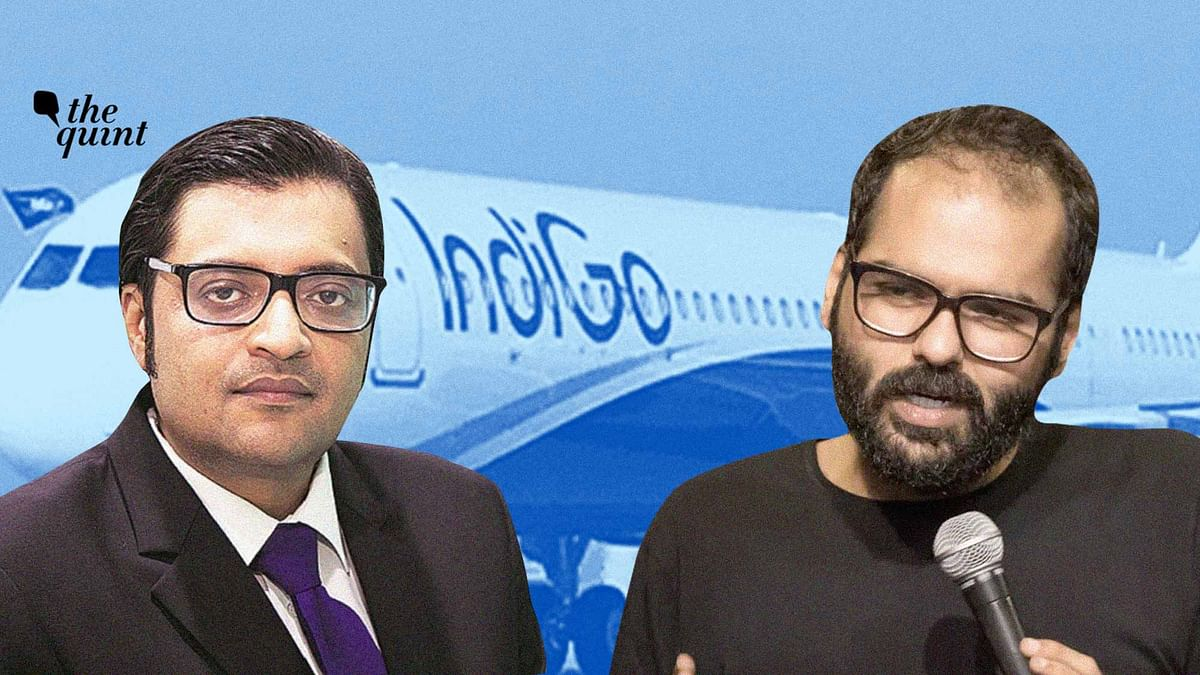 I'm Not a Victim in Anyway: Kunal Kamra on IndiGo Reducing Ban