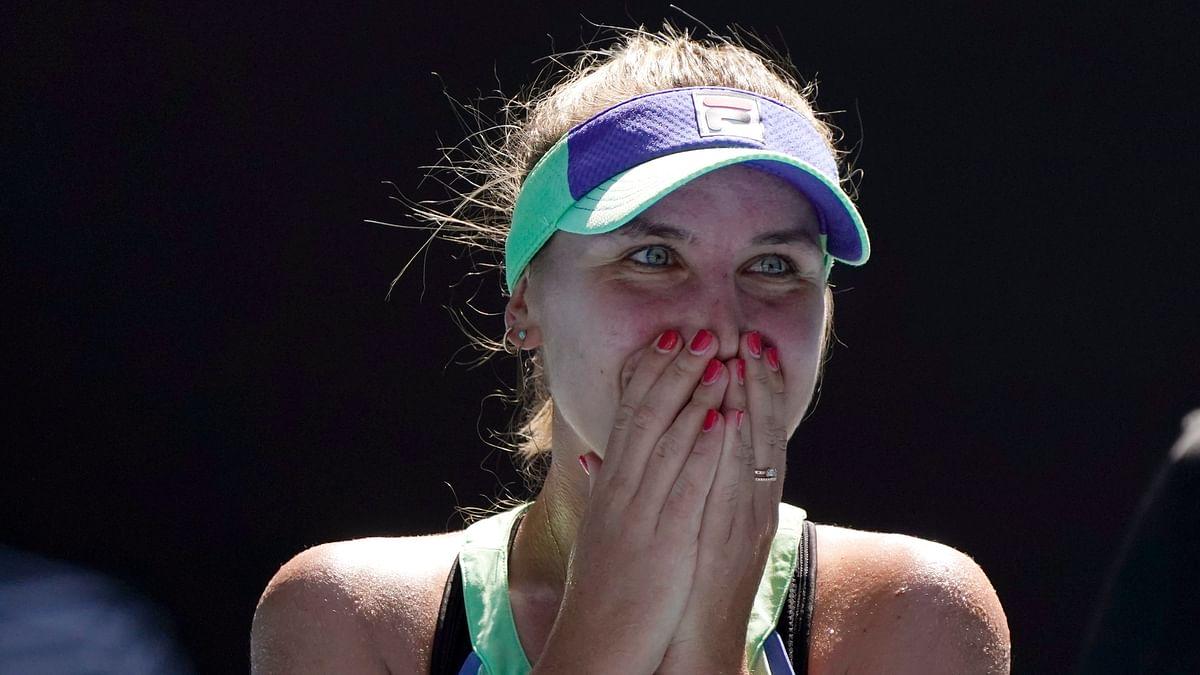 Sofia Kenin Ousts World No. 1 Barty to Reach Australian Open Final