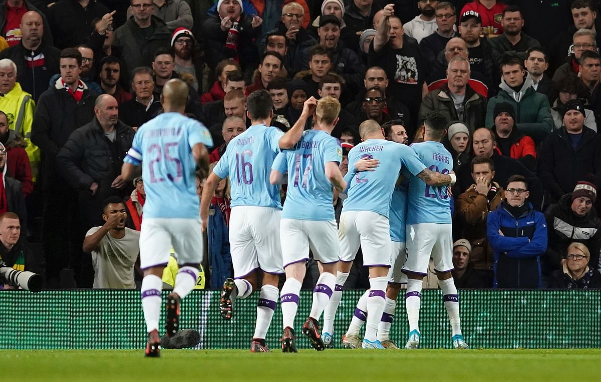 City has won the League Cup the last two seasons and is now unbeaten in 16 straight matches in the competition