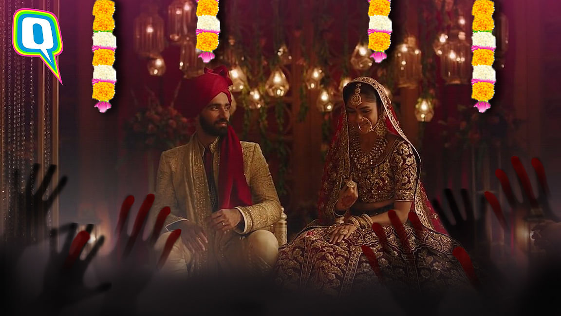 Karan Johar Could Not Resist a Wedding, Even In 'Ghost Stories'