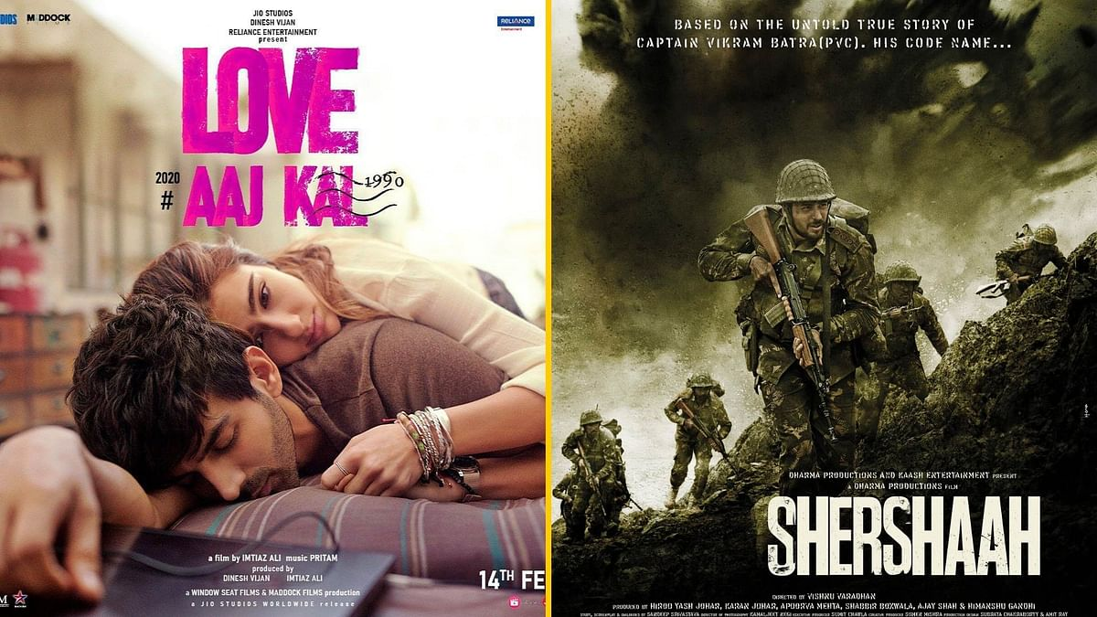 QuickE: 'Love Aaj Kal', 'Shershaah' First Looks and More