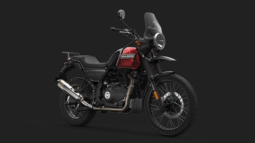 Royal Enfield Updates Himalayan With BS6 Engine & Switchable ABS