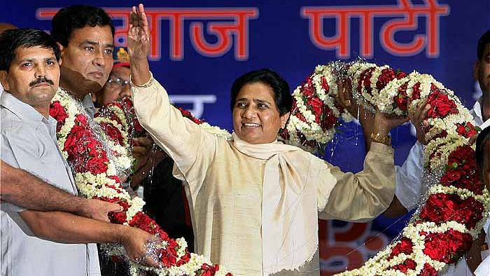 BSP Supremo Mayawati turns 64 today.