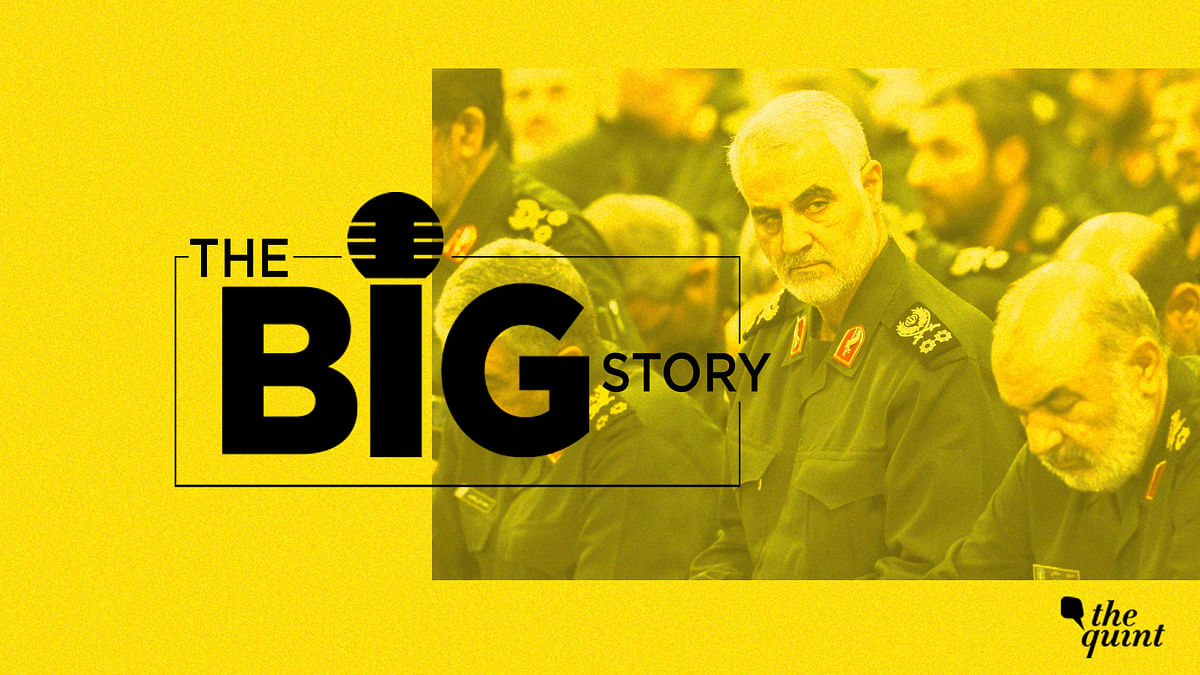 Tune In For Podcast | Who is Iranian General Qasem Soleimani?