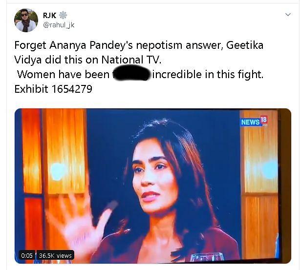 'Soni' Actor Geetika Speaks About Unnao & CAA, Twitter Praises Her
