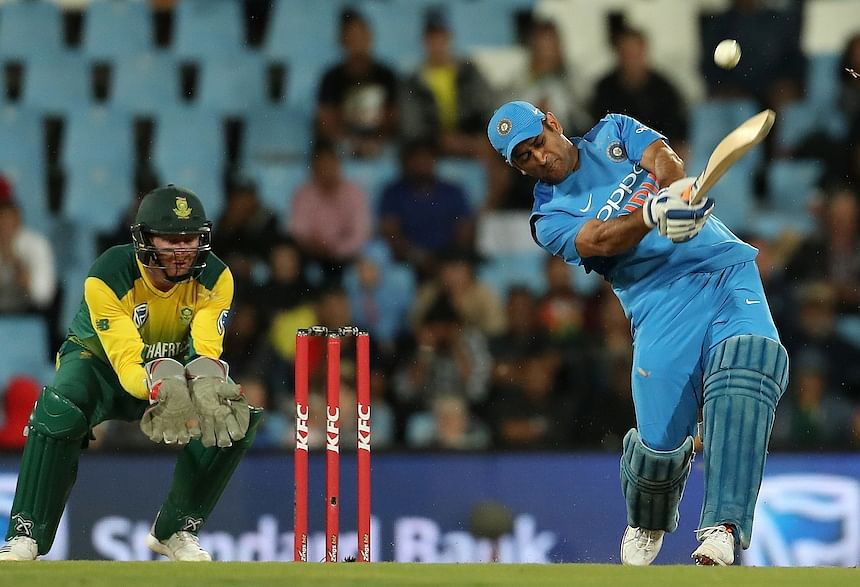 Mahendra Singh Dhoni had led India to clinch the inaugural T20 World Cup in 2007.