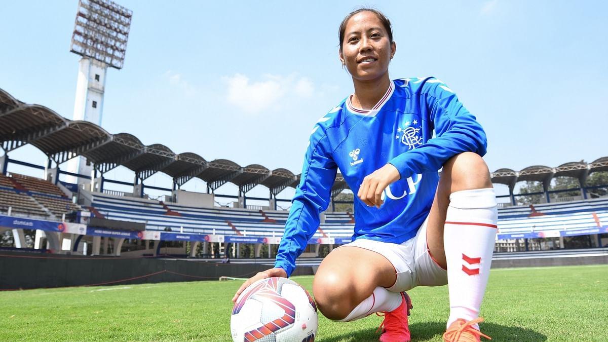 I Can Score Goals in Scotland Also: Bala Devi