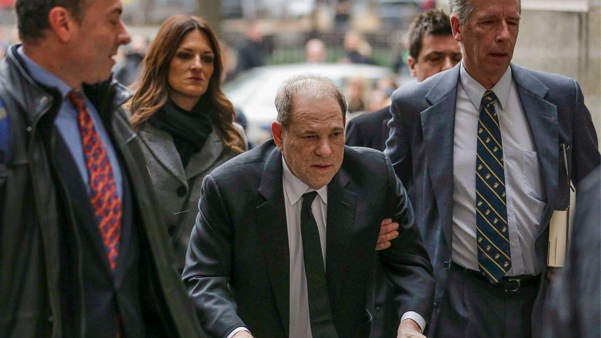 Rape Convict Harvey Weinstein Tests Positive for Coronavirus