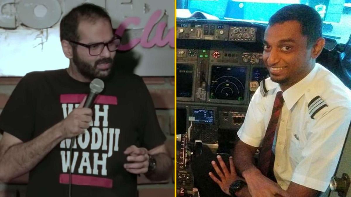 "IndiGo pilot Rohit Mateti criticised the airline for banning Kunal Kamra based on ""social media posts""."